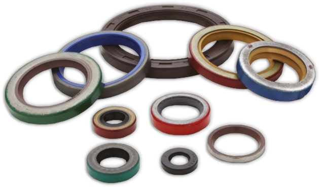 OIL ROTARY SHAFT SEALS