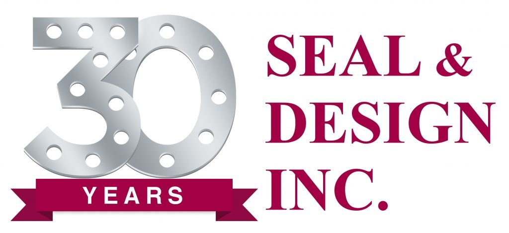 30 Years Seal and Design